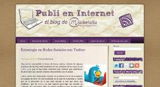 Blog de Publicidad y Marketing Online